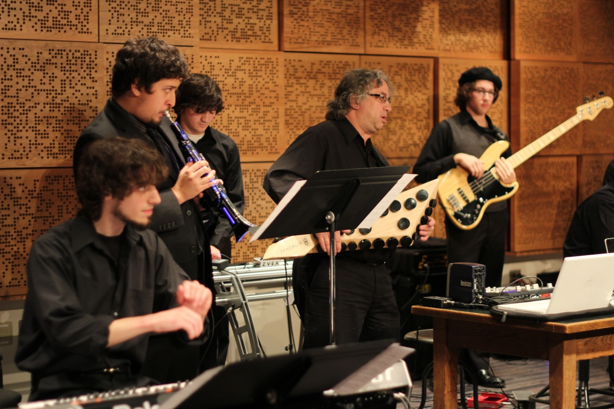 SUNY Buffalo State Digital Music Ensemble